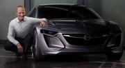 Opel Monza : un grand coupé à Francfort