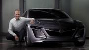 Opel Monza Concept : le retour d'un grand coupé dans la gamme