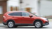 Honda CR-V 1.6 i-DTEC : Taillé pour l'Europe