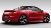 Peugeot RCZ R : Fauve rougissant