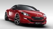 Peugeot RCZ : 270 ch pour contrer la Mégane RS !