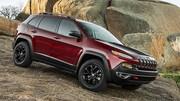 Jeep Cherokee (2014) : une version SRT en préparation ?