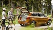 BMW Concept Active Tourer: et maintenant une variante Outdoor