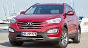 Diesel Euro 6 pour le Hyundai Santa Fe