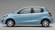 Datsun GO 2014 : la renaissance à travers le low-cost