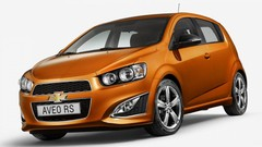 Chevrolet Aveo RS : bientôt disponible en Europe ?
