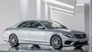 Voici la nouvelle Mercedes S63 AMG