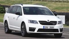 Essai Skoda Octavia Combi RS : top fuel !