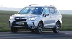 Subaru France : 3 ans d'entretien gratuit pour les SUV