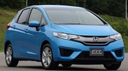 Future Honda Jazz hybride, la plus sobre du marché ?