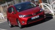 Essai Toyota Verso D-4D 124 Style : Le choix de la raison