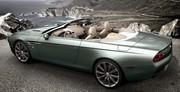 Aston Martin DBS Coupé et DB9 Spyder Zagato Centennial