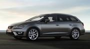 SEAT Leon ST 2013 : le break spacieux et stylé