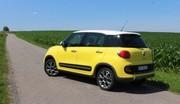 Essai Fiat 500L Trekking : matriochka
