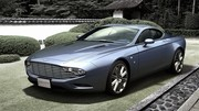 Aston Martin : DB9 Spyder et DBS coupé Centennial par Zagato
