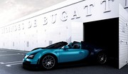 Bugatti Veyron Grand Sport Vitesse « Légendes » Jean-Pierre Wimille