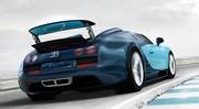 Bugatti Veyron Grand Sport Vitesse : l'édition limitée Jean-Pierre Wimille
