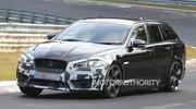 Jaguar prépare une XFR-S Sportbrake