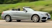 Essai Mercedes E 500 Cabriolet (2013) : Confort toutes saisons