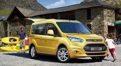 Le nouveau Ford Tourneo Connect disponible à la commande