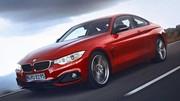 BMW Série 4 Coupé : les tarifs