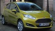 La Ford Fiesta voiture préférée des femmes en 2013