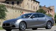 La plus sobre des Maserati l'est grâce à un diesel