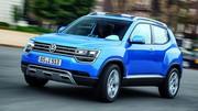 Volkswagen Taigun : nouvelles photos officielles