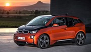 Lancement officiel de la BMW i3