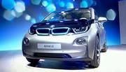 BMW i3 2013 : la citadine électrique présentée officiellement