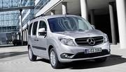 Essai Mercedes Benz Citan 109 CDI
