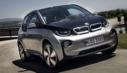 BMW i3 : les photos officielles !