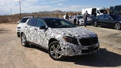 Le président de Mercedes-Benz USA tweete des photos de prototypes