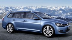 Volkswagen Golf SW 4Motion