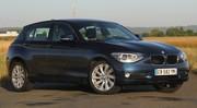 Essai BMW Serie 1 114 d : l'hélice en classe éco
