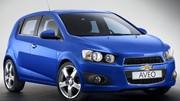 Après la Cruze, Chevrolet reporte le restylage de l'Aveo