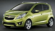 Chevrolet : la nouvelle Spark en 2015, l'Aveo retardée