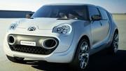 Citroën : l'E3 Essential Concept à Francfort ?