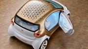 Francfort 2013 : Smart y présentera 2 concepts