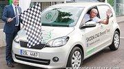 La Skoda Citigo CNG Green tec, la voiture qui donne du pouvoir d'achat