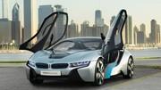 Nouvelle BMW i8: elle sera à Francfort