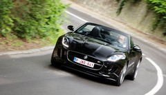 Essai Jaguar F-Type V6S