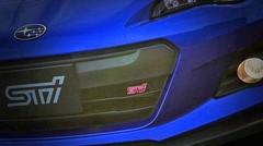 Subaru publie un teaser de sa BRZ STi