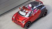 Salon Francfort 2013 : deux concept-cars chez Smart