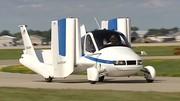 Premier vol en public de la voiture-avion Terrafugia Transition (vidéos)