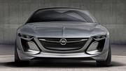 Opel Monza Concept : première photo officielle