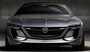 Opel Monza: héritière d'une longue tradition de concept-cars