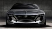 Opel publie une photo de sa Monza