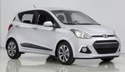 Hyundai i10 : les premières images de la nouvelle génération dévoilées