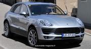 Porsche Macan : En tenue d'été